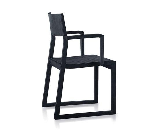 SCIZA Armchair by Zilio Aldo & C | Restaurant chairs
