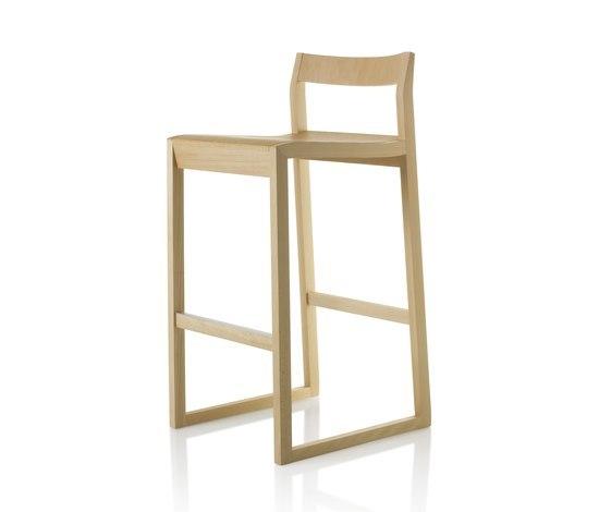 SCIZA Barstool by Zilio Aldo & C | Bar stools