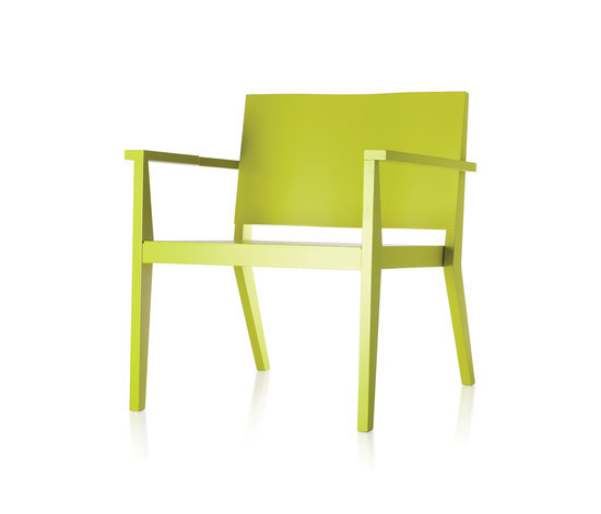 SITI by Zilio Aldo & C | Lounge chairs