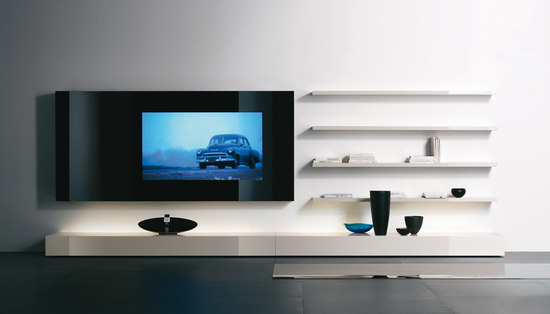 New Concepts Compositions 2007 de Acerbis | Commodes multimédia