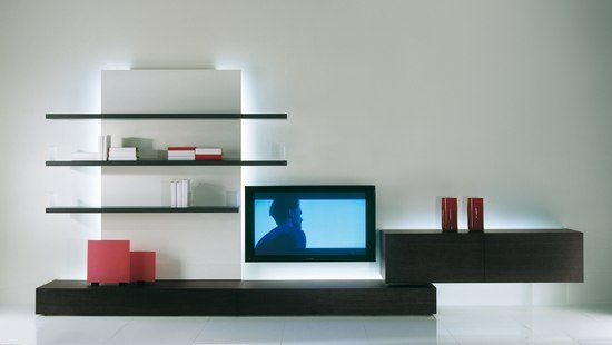 New Concepts Compositions by Acerbis | Wall storage systems