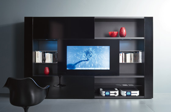 Tuttuno by Acerbis | Wall storage systems