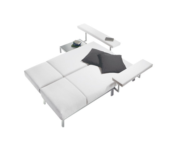 Twinset Suite by die Collection | Sofa beds