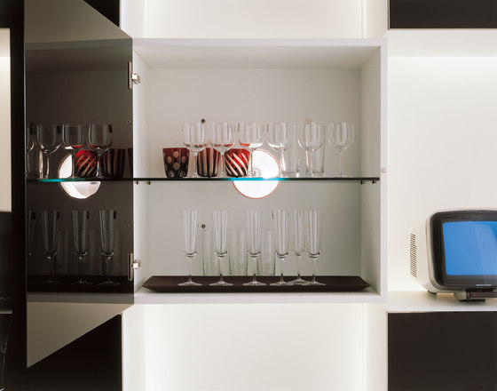 Life by Acerbis | Shelving systems