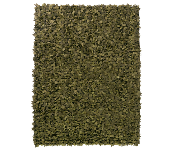 Little field of flowers Greens de Nanimarquina | Tapis / Tapis design