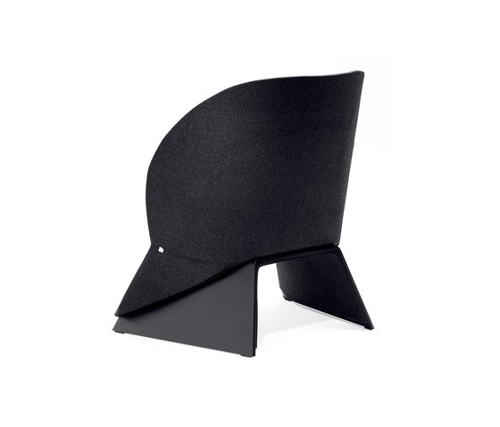 Coat easy chair di Materia | Poltrone lounge