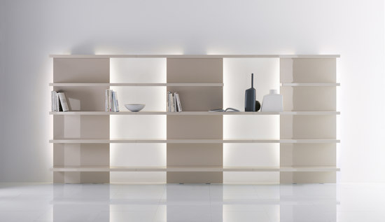 New Concepts Shelving units by Acerbis | Shelves
