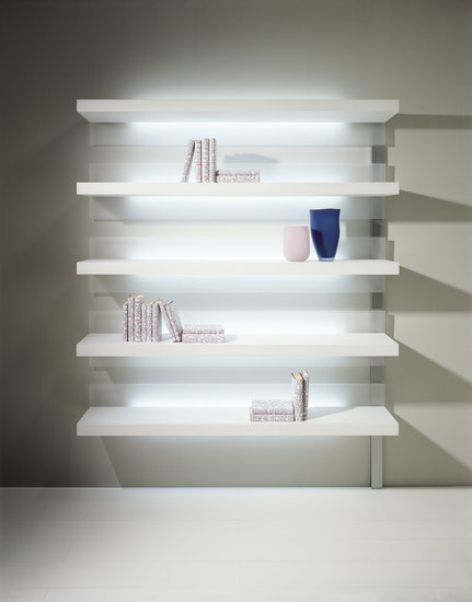 New Concepts Wall shelves by Acerbis | Shelves