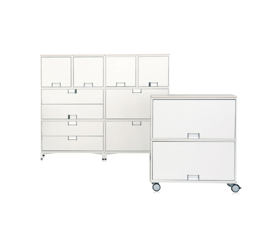 FlexBox Storage by Steelcase | Cabinets