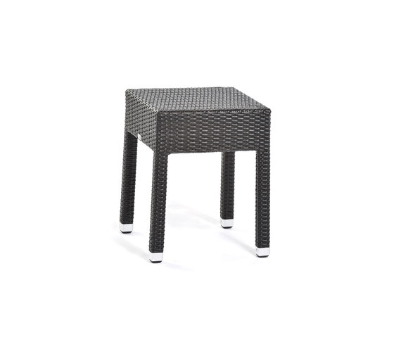 Lotus side table de Varaschin | Mesas auxiliares