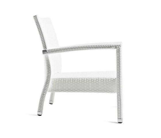 Lotus lounge chair by Varaschin   Armchairs