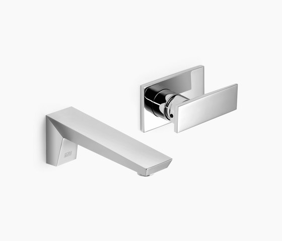 Supernova - Wall-mounted single-lever basin mixer by Dornbracht | Wash-basin taps