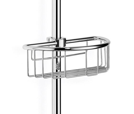 Tara. Logic - Duschkorb für Duschgarnitur von Dornbracht | Duschkörbe