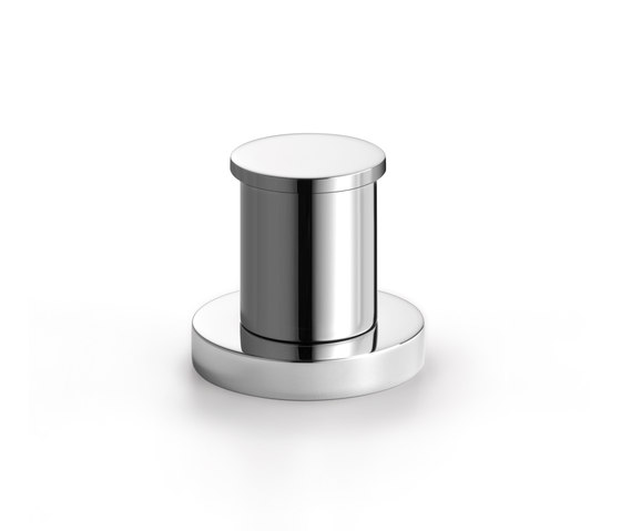 Tara. Logic - Two-way deck-mounted diverter by Dornbracht | Bath taps