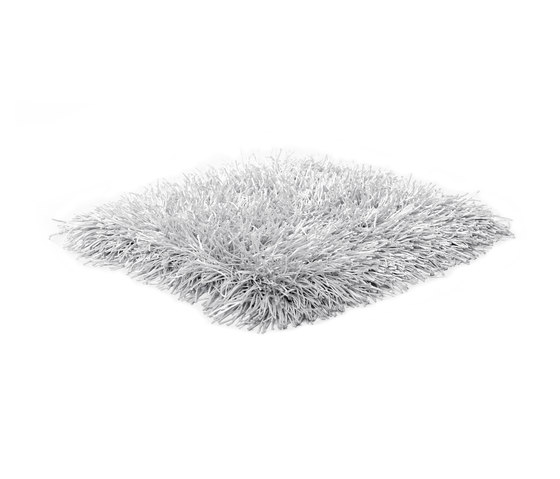 SG Polly Premium Outdoor icey silver by kymo | Rugs / Designer rugs