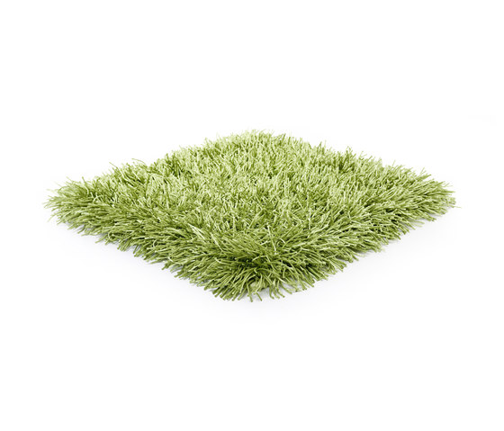 SG Polly Premium Outdoor lime green by kymo | Rugs / Designer rugs