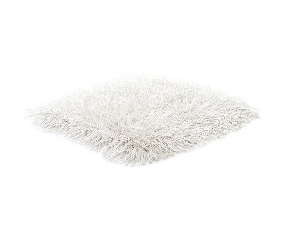 SG Polly Premium Outdoor white von kymo | Formatteppiche / Designerteppiche