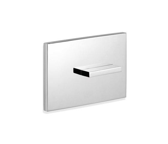 Tara. Logic - WC Betätigungsplatte von Dornbracht | Klosettarmaturen