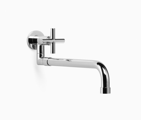 Tara. - Tap with pivotable and extendible spout by Dornbracht | Kitchen taps