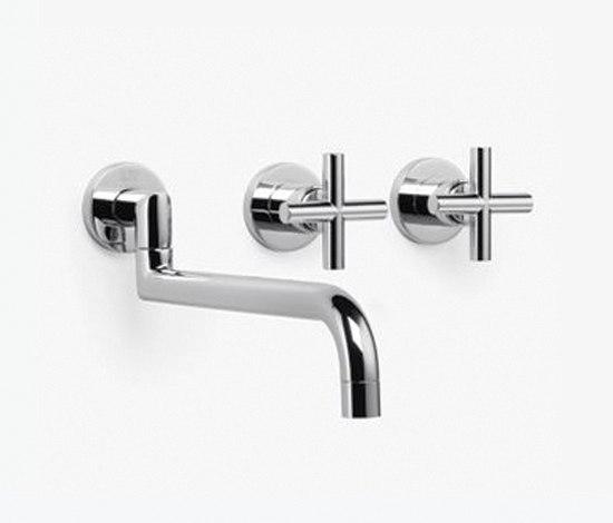Tara. - Wall-mounted sink mixer by Dornbracht | Kitchen taps
