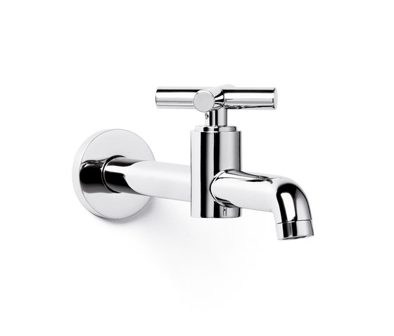 Tara. - Single tap for wall mounting by Dornbracht | Kitchen taps