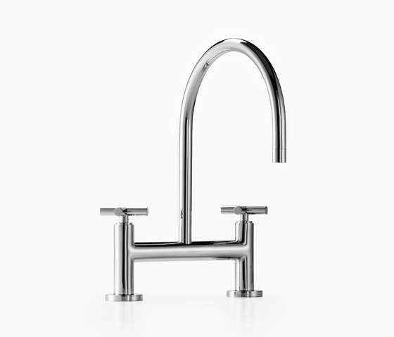 Tara. - Two-hole bridge mixer by Dornbracht | Kitchen taps