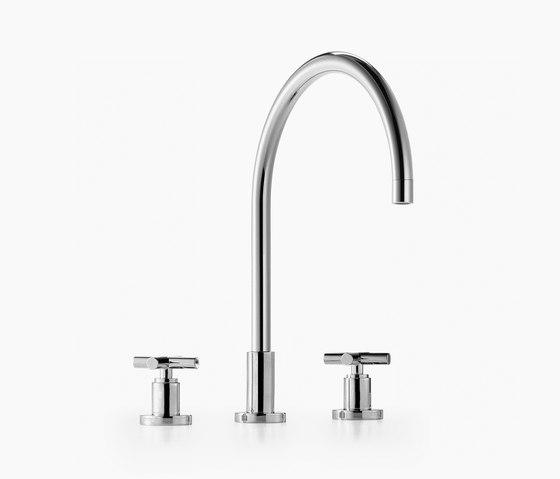 Tara. - Three-hole mixer by Dornbracht | Kitchen taps