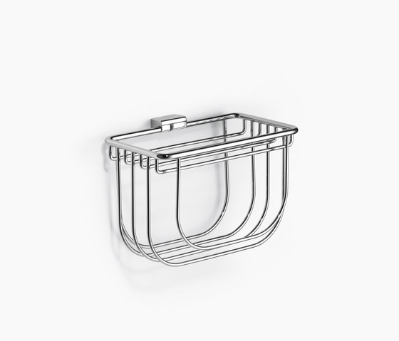 Tara. - Towel basket by Dornbracht   Soap holders / dishes