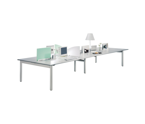 Ahrend 500 bench di Ahrend | Tavoli contract
