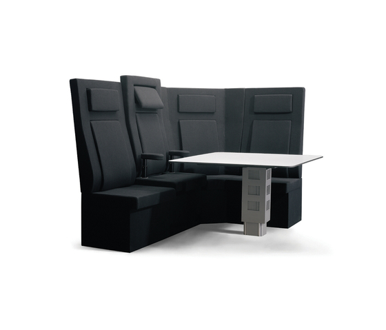 Ahrend 750 lounge by Ahrend | Lounge-work seating