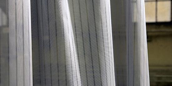Steel Block by Création Baumann | Curtain fabrics