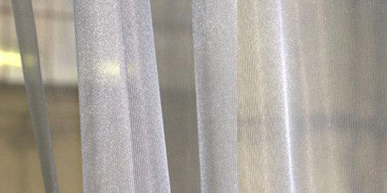 Steel Strie by Création Baumann | Curtain fabrics