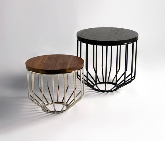 Wired Side Table / Little Side de Phase Design | Mesas auxiliares