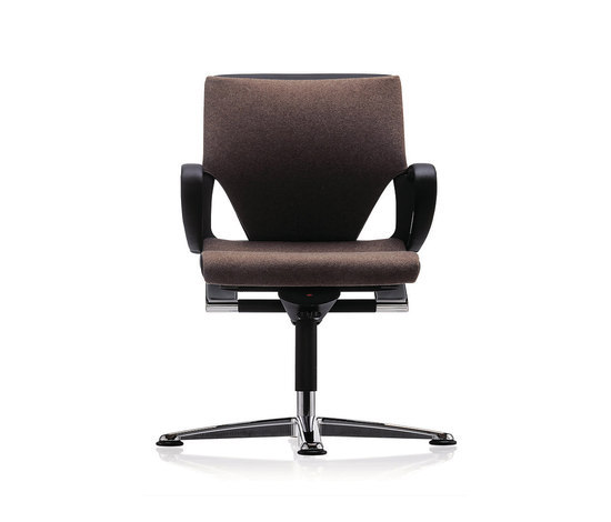 Modus Medium 281/6 by Wilkhahn | Conference chairs