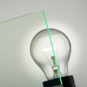PLEXIGLAS® Fluorescent green 6C50 GT by Evonik Röhm   Slabs