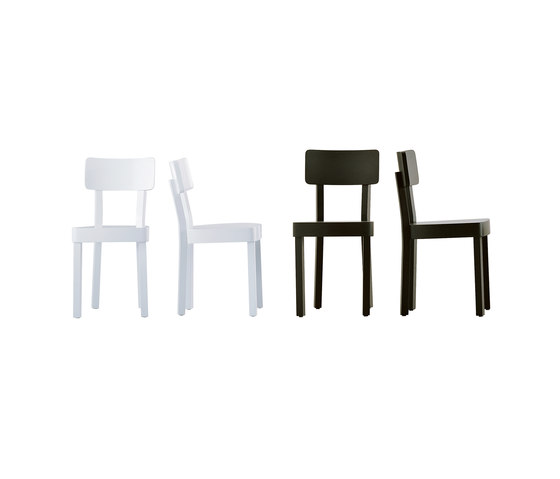 Black 123 by Gervasoni | Restaurant chairs