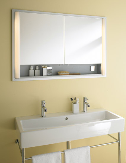 Multibox New by DURAVIT | Mirror cabinets