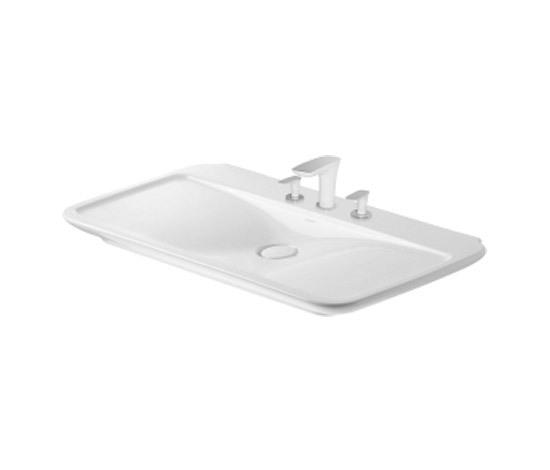 PuraVida - Furniture washbasin by DURAVIT | Wash basins