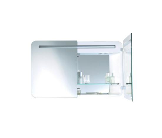 PuraVida - Mirror cabinet by DURAVIT | Mirror cabinets