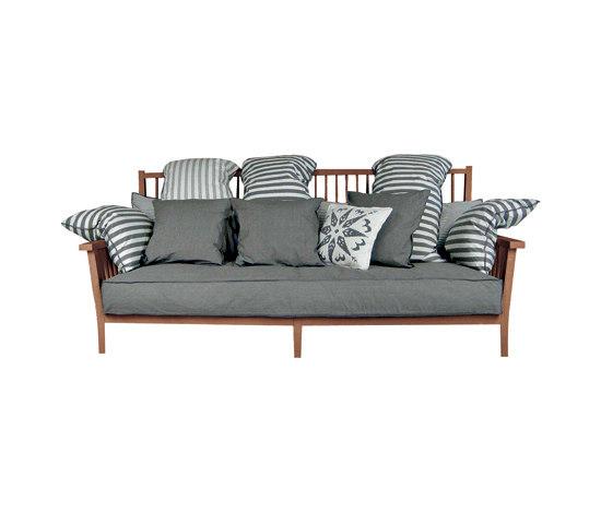 InOut 703 de Gervasoni | Sofás de jardín