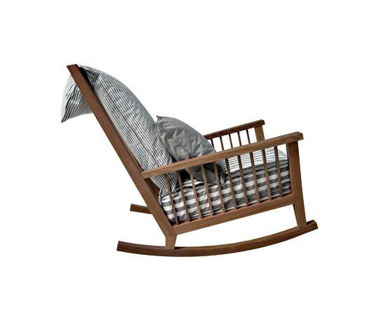 InOut 709 by Gervasoni | Garden armchairs