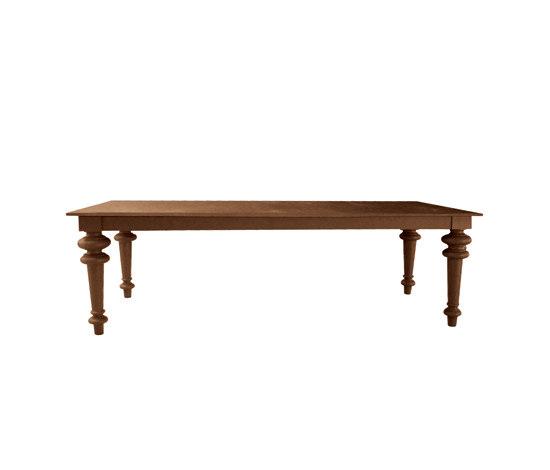 InOut 733 de Gervasoni | Tables basses de jardin