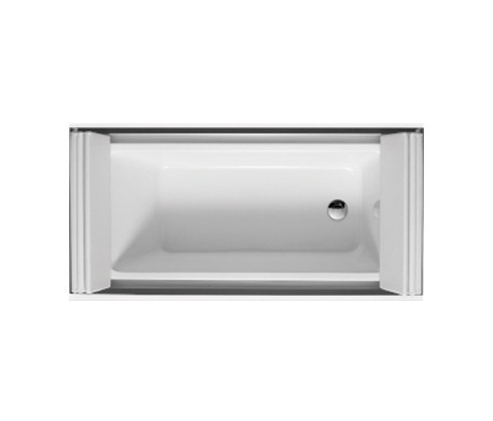 Sundeck - Bathtub by DURAVIT | Bathtubs