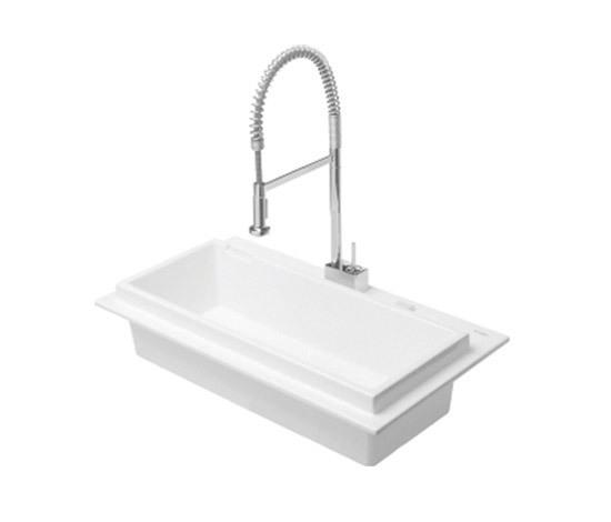 Starck K - Kitchen sinks by DURAVIT | Kitchen sinks