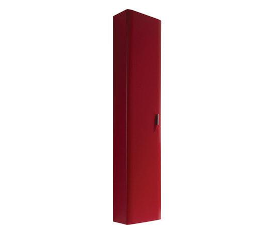 Senso Square | Column unit by ROCA | Wall cabinets