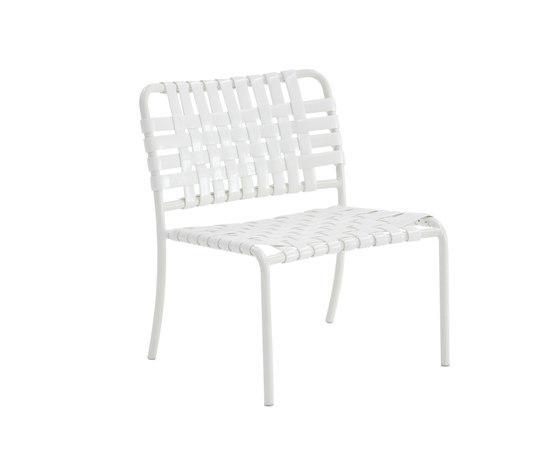 Allu 125 by Gervasoni | Garden armchairs