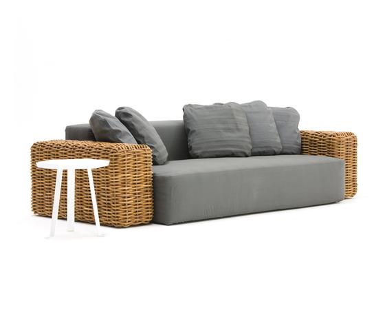 Sweet 102 de Gervasoni | Sofás lounge