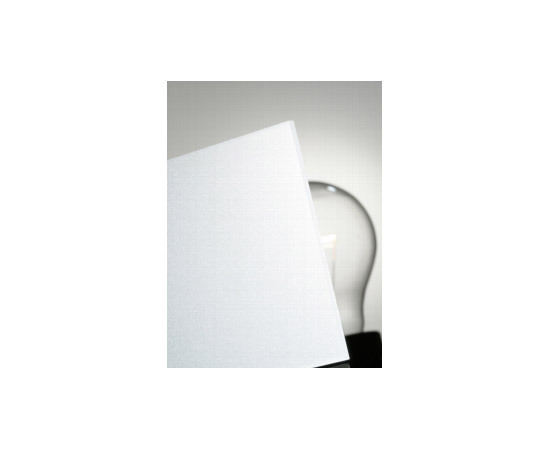 PLEXIGLAS® Crystal Ice White WM500 DC by Evonik Röhm | Synthetic panels