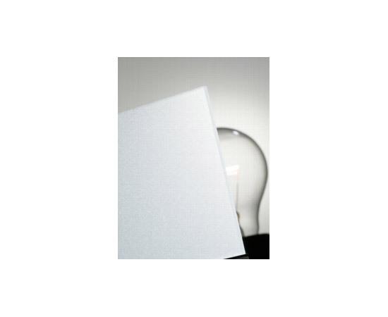 PLEXIGLAS® Crystal Ice White WM500 SC de Evonik Röhm | Plastic sheets/panels