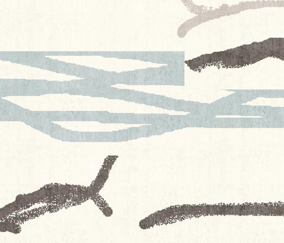 Grand Fleuve 09 01 by Diurne | Rugs / Designer rugs
